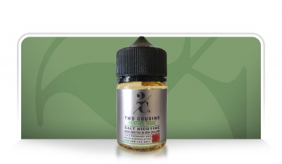 2 Cousins MENTHOL Salted E-Liquid 30mg