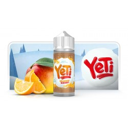 YETI Orange Mango Ice e-liquid