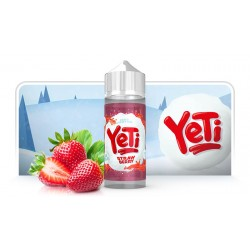 YETI Strawberry Ice e-liquid
