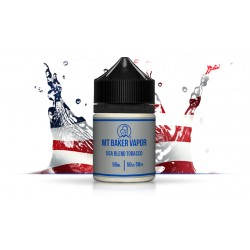USA Blend Tobacco E-Liquid