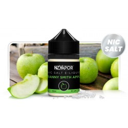Granny Smith Apple Salted E-Liquid