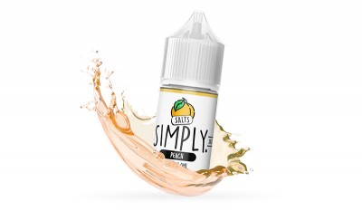 Simply Peach - Salted E-Liquid