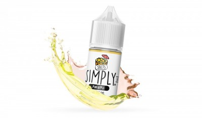 Simply Pineapple - Salted E-Liquid